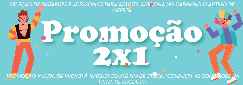 Promoção 2x1