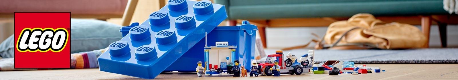 Brinquedos LEGO ao melhor preço