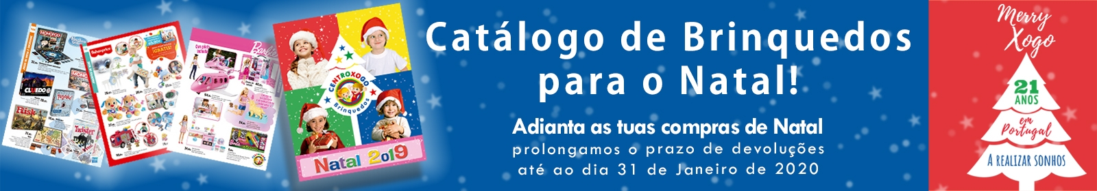 comprar Presentes de Natal online