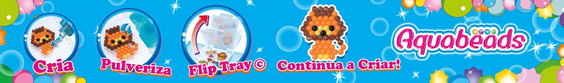 Aquabeads Manualidades Infantis ao melhor preço na nossa loja online