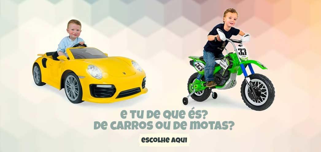 Comprar carros e motas electicas ao melhor preço