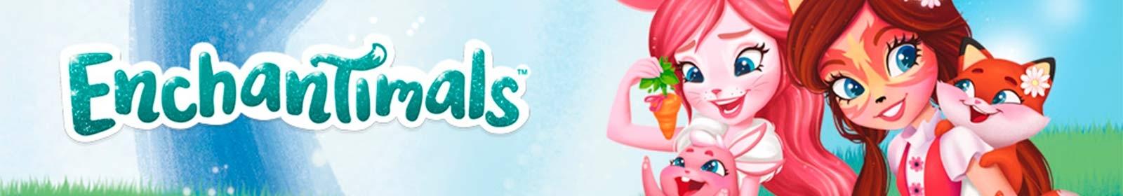 comprar Enchantimals Online | Envios Gratis desde 49€