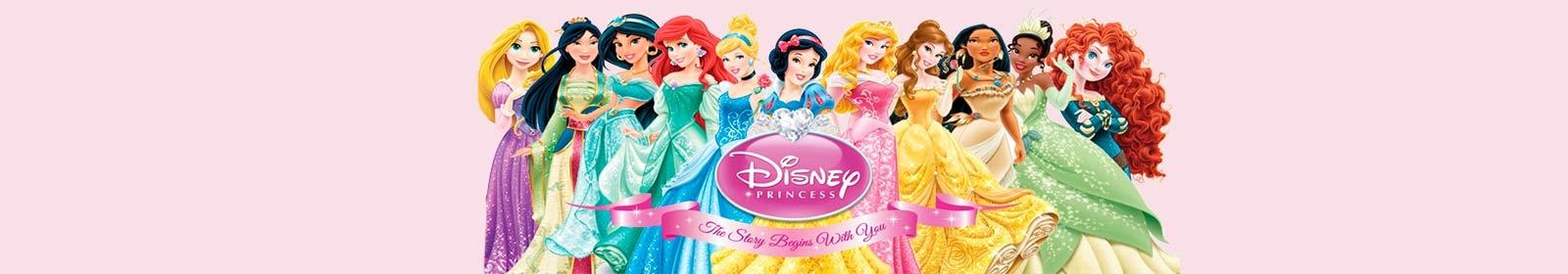 Comprar brinquedos ao princesas disney