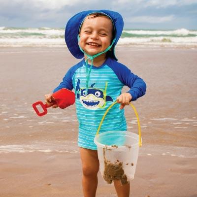 Brinquedos de Verão e Praia