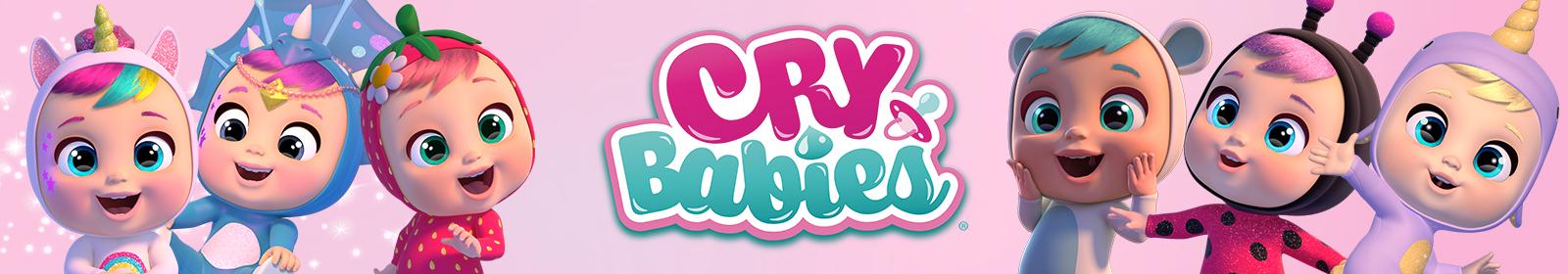 comprar Bonecas Cry Babies ao melhor preço