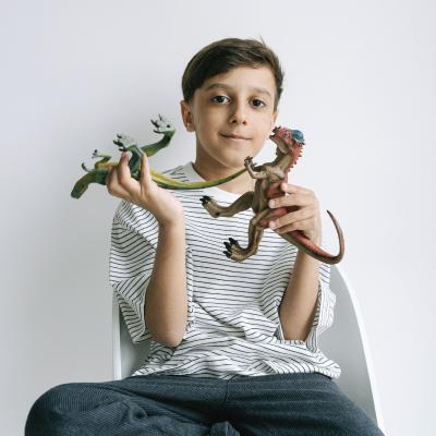 Animais e Figuras Míticas