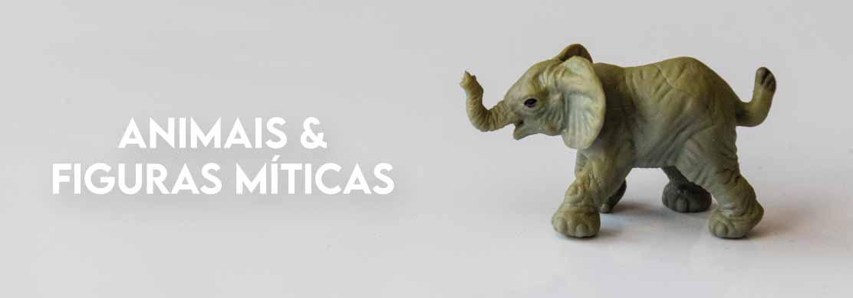 Animais e figuras miticas