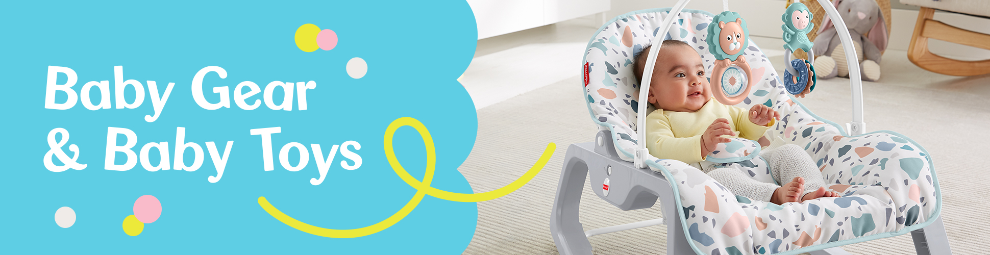 Baby Gear & Baby Toys