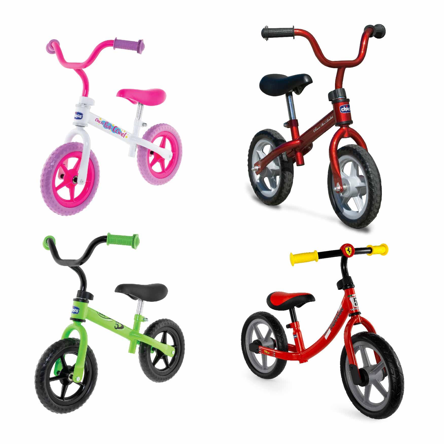Bicicletas e triciclos