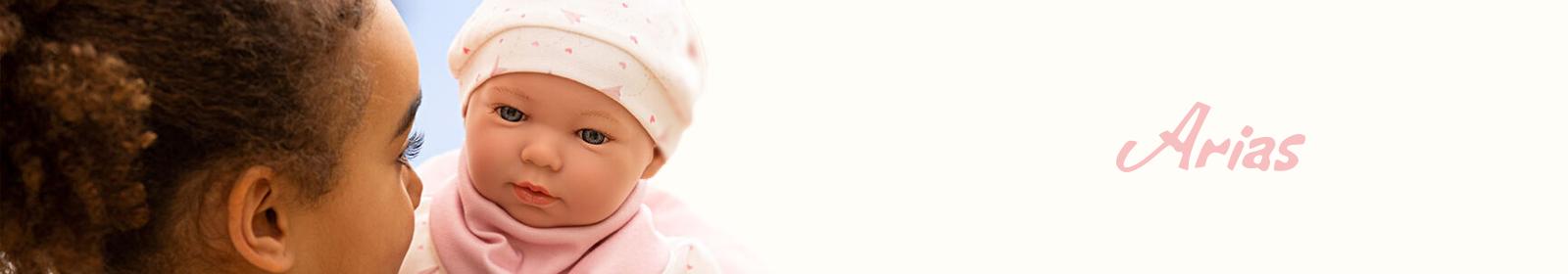 Comprar Bonecas e Bonecas Reborn Arias online ao melhor preço