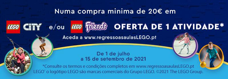 Promoções Lego