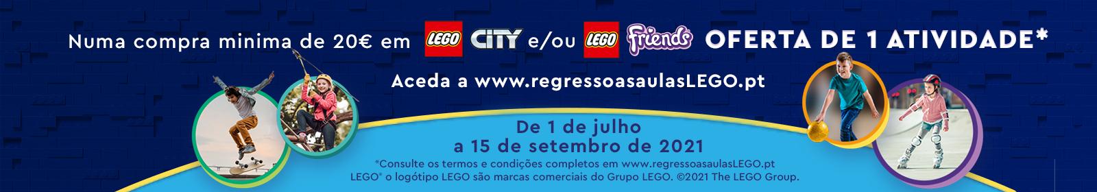 Promoção Lego