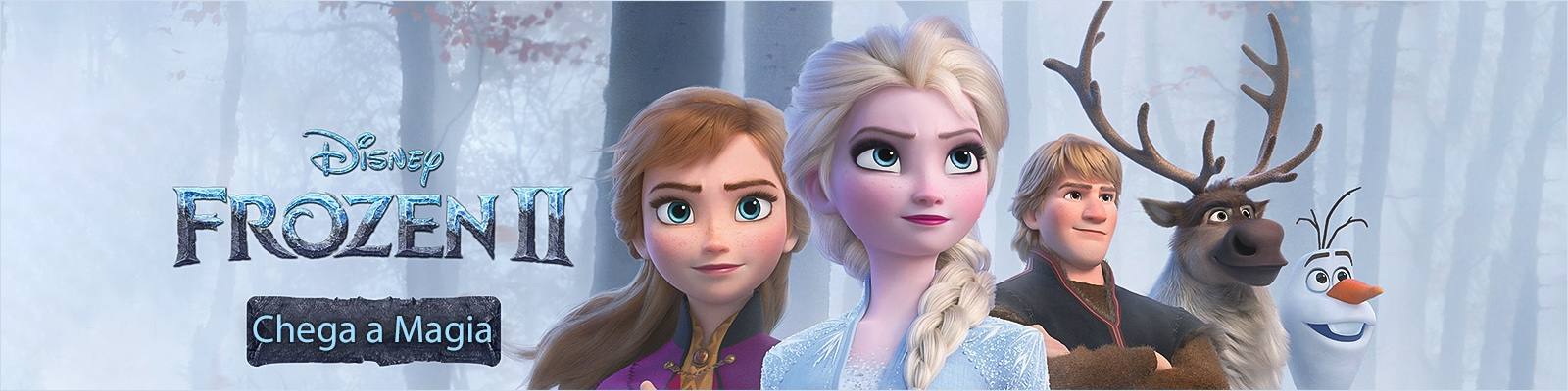 Comprar Brinquedos Frozen 2 online | Envios Gratis desde 49€