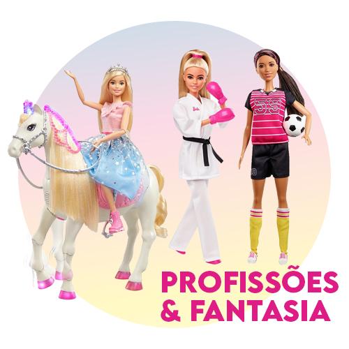 Profissões e fantasia