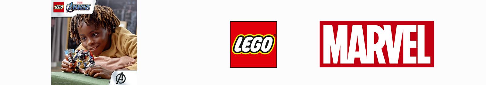 lego super herois