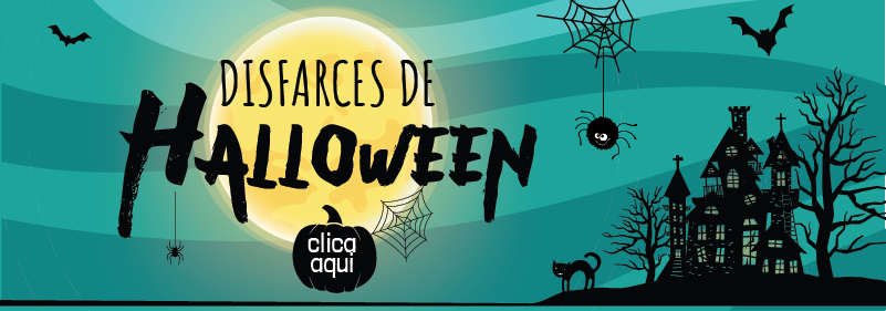 Comprar Disfarces Halloween Online