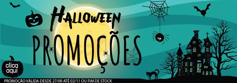 Promoção halloween