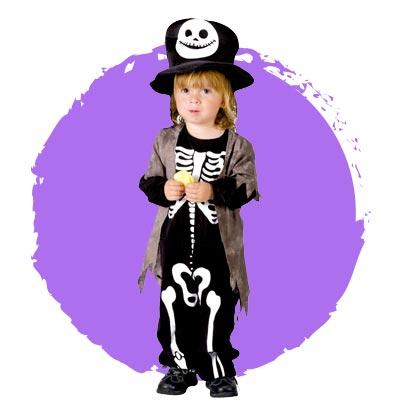 Disfarces halloween Bébé