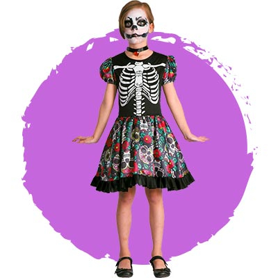 Disfarces Halloween Infantis
