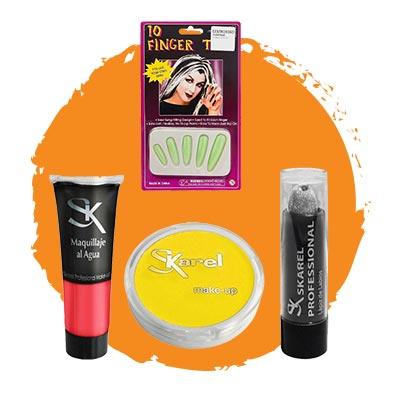 Comprar maquilhagem para Halloween online ao melhor preço