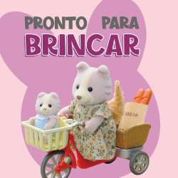 brinquedos Sylvanian Families Pronto Para Brincar