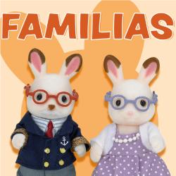 brinquedos Sylvanian Families Familias Sylvanian