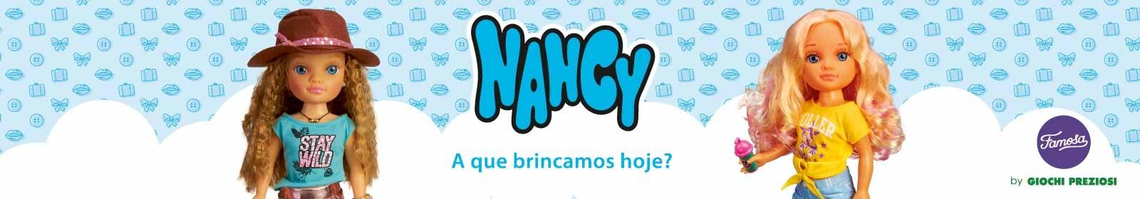 Comprar bonecas Nancy online ao melhor preço na Centroxogo