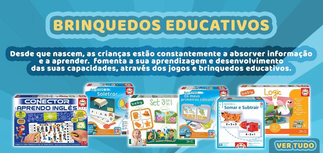 Comprar brinquedos educativos online