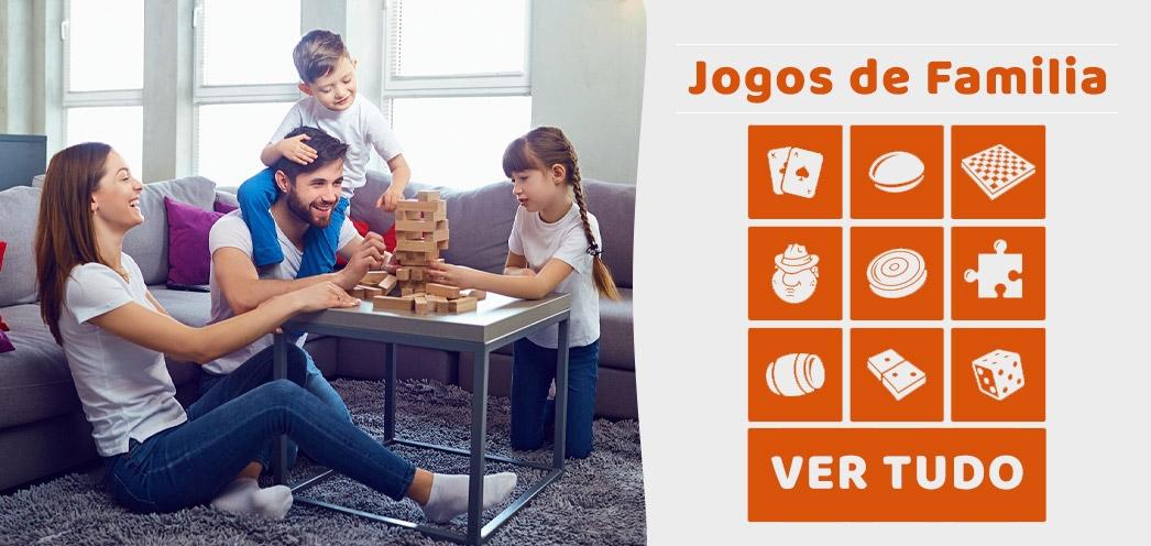 Comprar Jogos de Familia online ao melhor preço