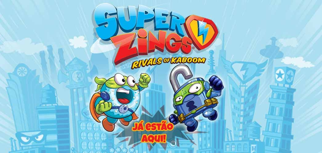 comprar SuperZings online ao melhor preço