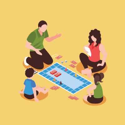 Jogos de mesa e sociedade