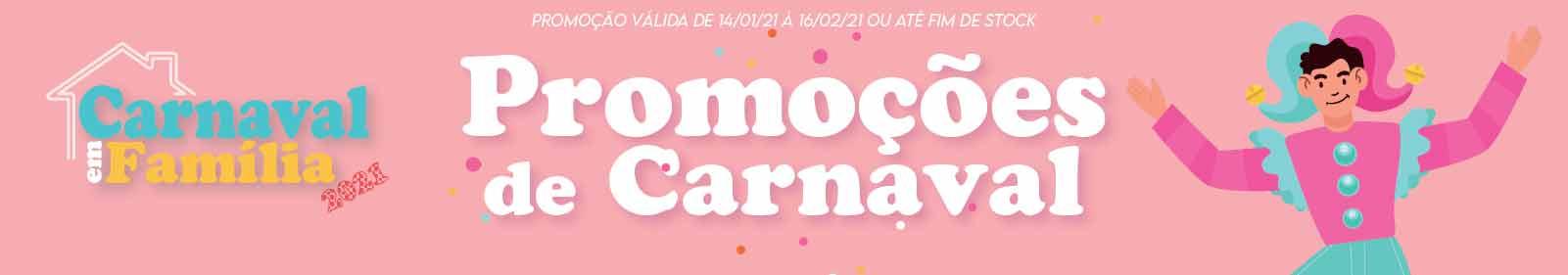 Promoções de Carnaval