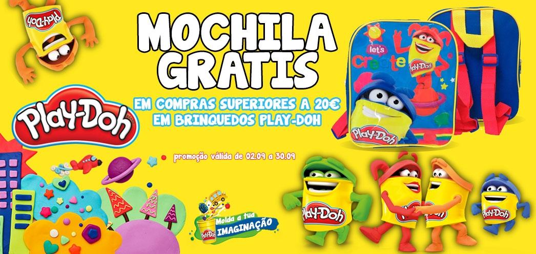 Promoção Play-Doh