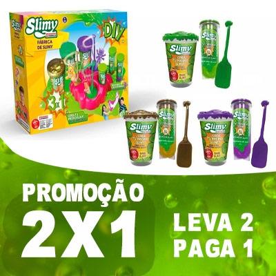 Promoções de Brinquedos Slimy