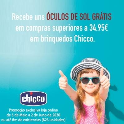 Promoções de Chicco