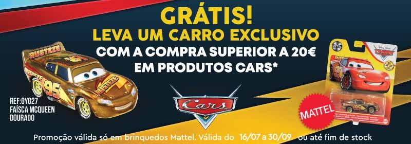 Promoção Cars