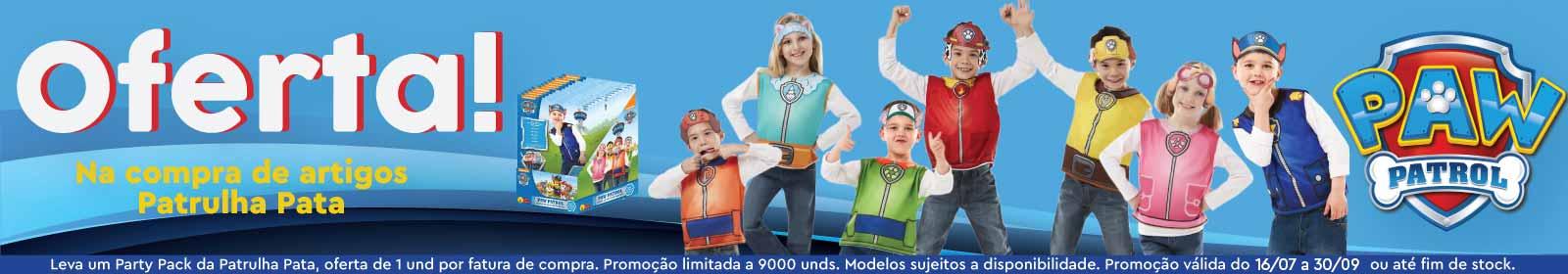 comprar Patrulha Pata online ao melhor preços