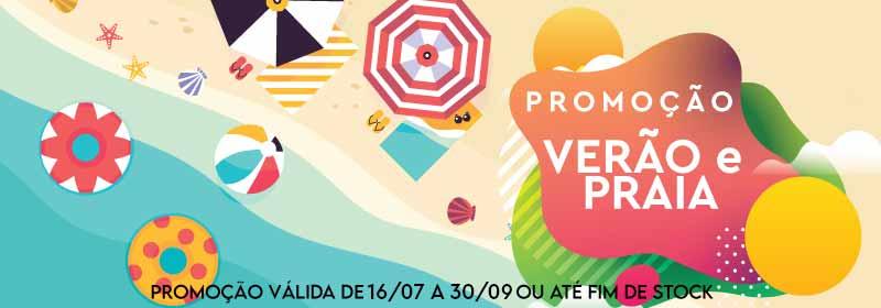 Promoção Verão e Praia