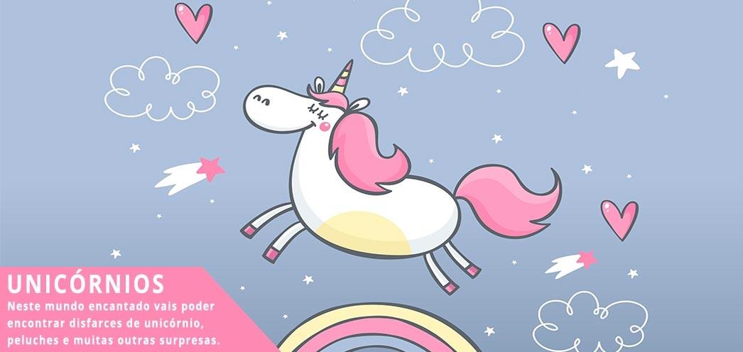 Brinquedos unicornio